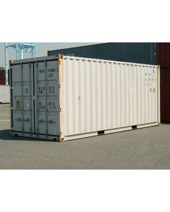 20ft Standard Cargo Worthy Container from Jacksonville