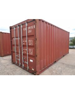 20ft Standard Cargo Worthy Container from Savannah