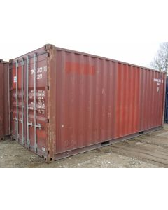 20ft Dry Container delivered to NJ 08857