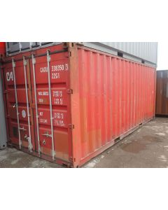 20ft Standard Wind and Watertight Container from Memphis