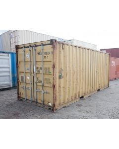 20ft Standard Wind and Watertight Container from Charleston