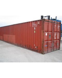 UPGRADE TO HIGH CUBE 40ft Standard Wind and Watertight Container from Jacksonville