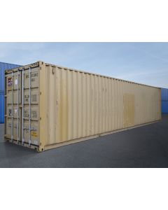 40ft Dry High Cube Container