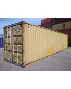 40ft Standard Wind and Watertight Container from Detroit