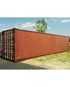40ft Standard Cargo Worthy Container from Memphis