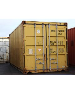 20ft Standard Wind and Watertight Container from Savannah