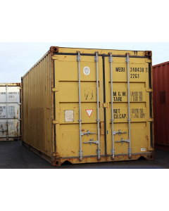 20ft Standard Wind and Watertight Container from Quincy, CA