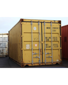 20ft Standard Wind and Watertight Container from Chicago